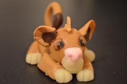 Cupcake-Simba-face