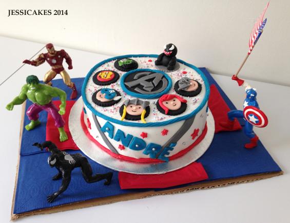 Avengers-scene
