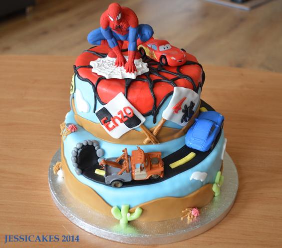 Cars-Spider
