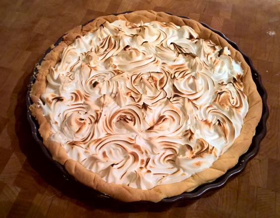 Lemon-pie